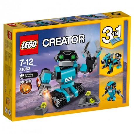 CREATOR ROBOT EXPLORADOR