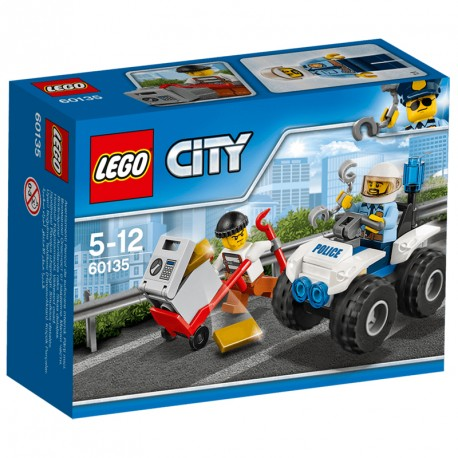 CITY QUAD DE ARRESTO