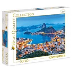 PUZZLE RIO DE JANEIRO (1000 PIEZAS)