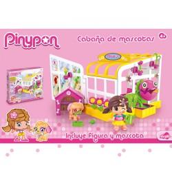PINYPON CABAÑA DE MASCOTAS