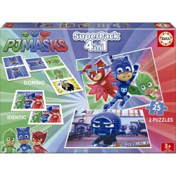 PJ MASKS SUPERPACK