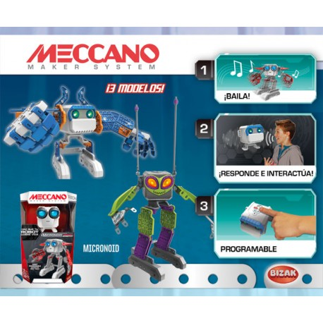 Micronoid - Robot Switch
