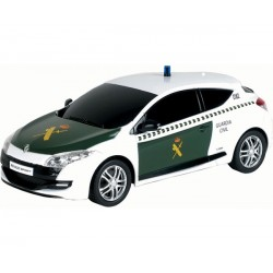 R/C 1:24 RENAULT MEGANE GUARDIA CIVIL