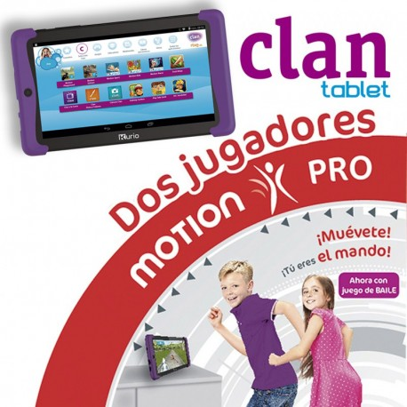 TABLET CLAN MOTION 2
