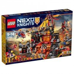 NEXO KNIGHT GUARIDA VOLCANICA DE JESTRO