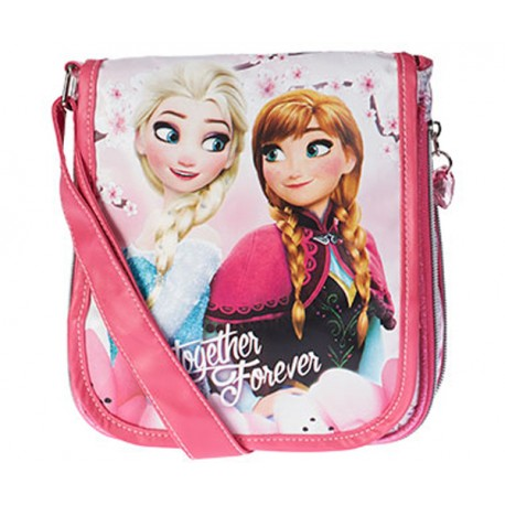 Bandolera Frozen Disney Together Forever solapa