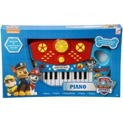 PAW PATROL PIANO (LA PATRULLA CANINA)