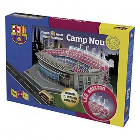 NANOSTAD FC BARCELONA CAMP NOU LED