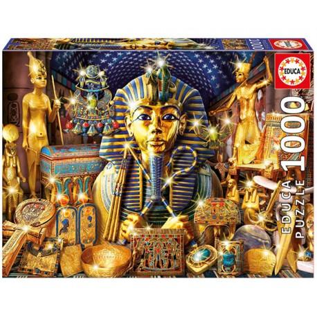 1000P TESOROS DE EGIPTO