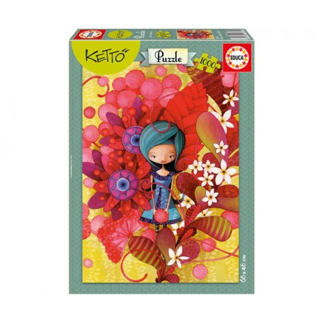 1000P BLUE LADY KETTO