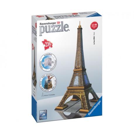 PUZZLE 3D MINI TOUR EIFFEL