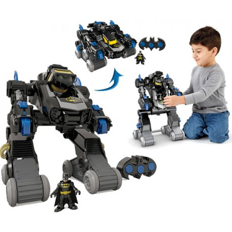 IMAGINEXT BAT-ROBOT TRANSFORMABLE
