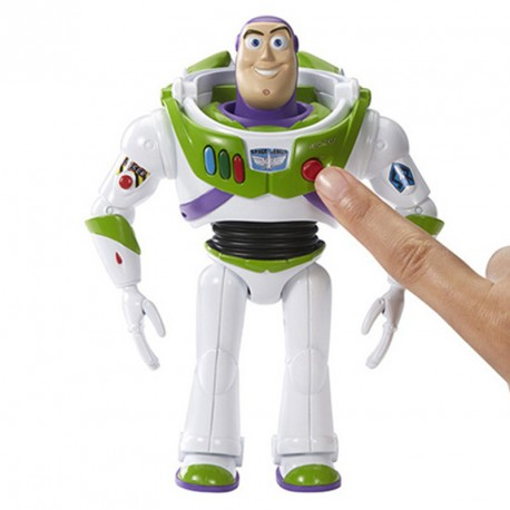 TOY STORY BUZZ LIGHTYEAR PARLANCHIN