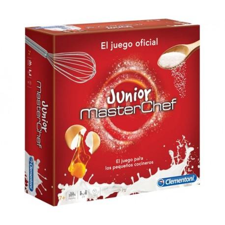 JUEGO DE MESA MASTERCHEF JUNIOR