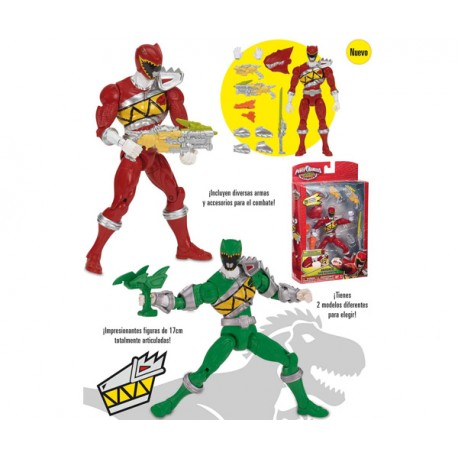 POWER RANGERS DINO RANGER DX