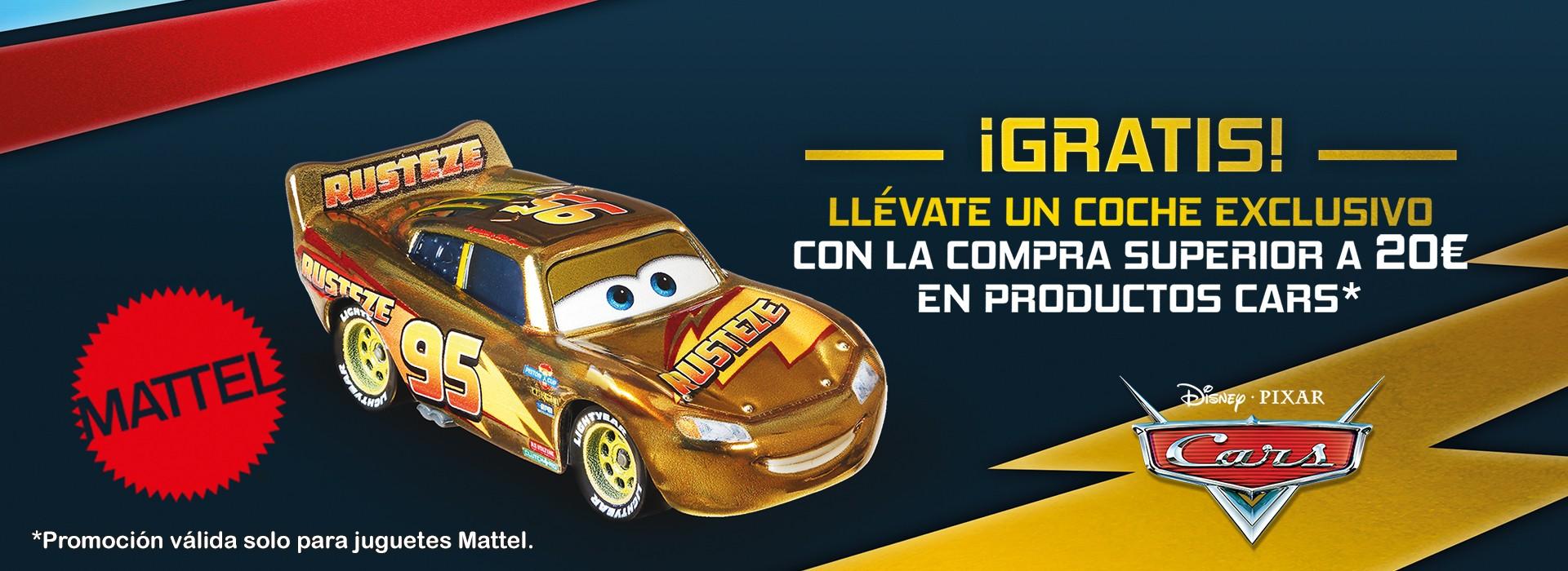 Promoción Cars 20€